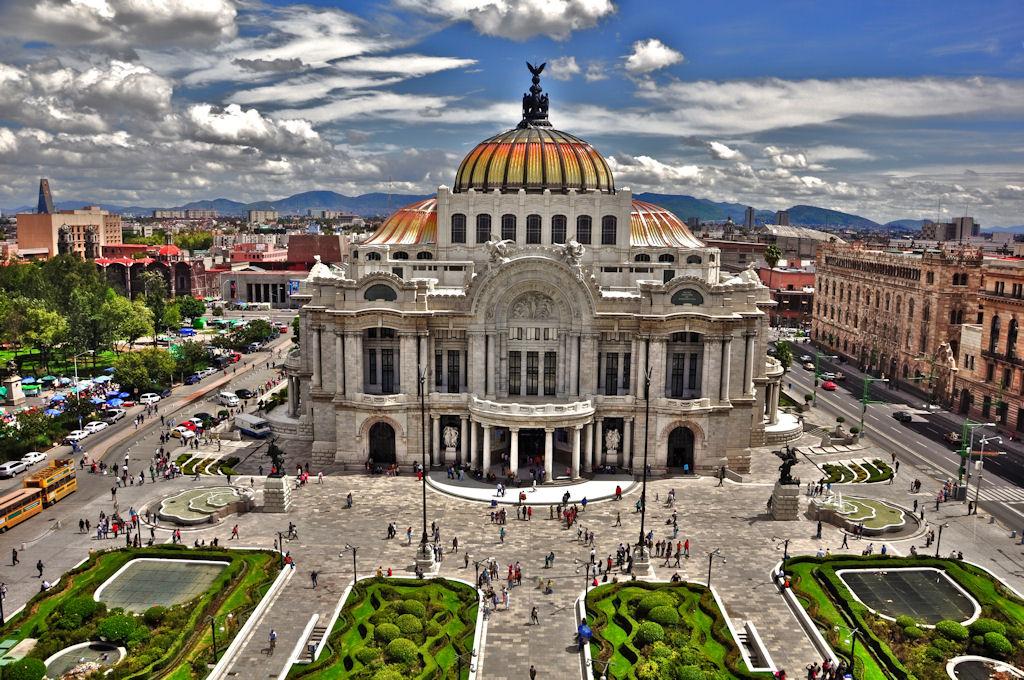 Un paseo por la Ciudad de México 2