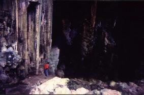 Cavernas de Teopisca y Guaymas