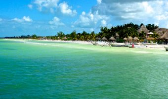 Playa de Akumal en Quintana Roo 5