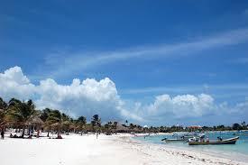 Playa de Akumal en Quintana Roo 1