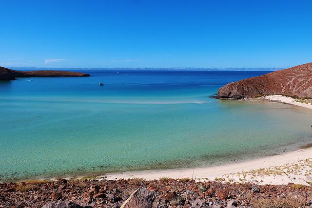 Playa Balandra, La Paz 1