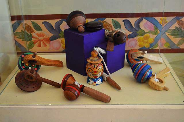 Museo del Juguete Tradicional Mexicano 1