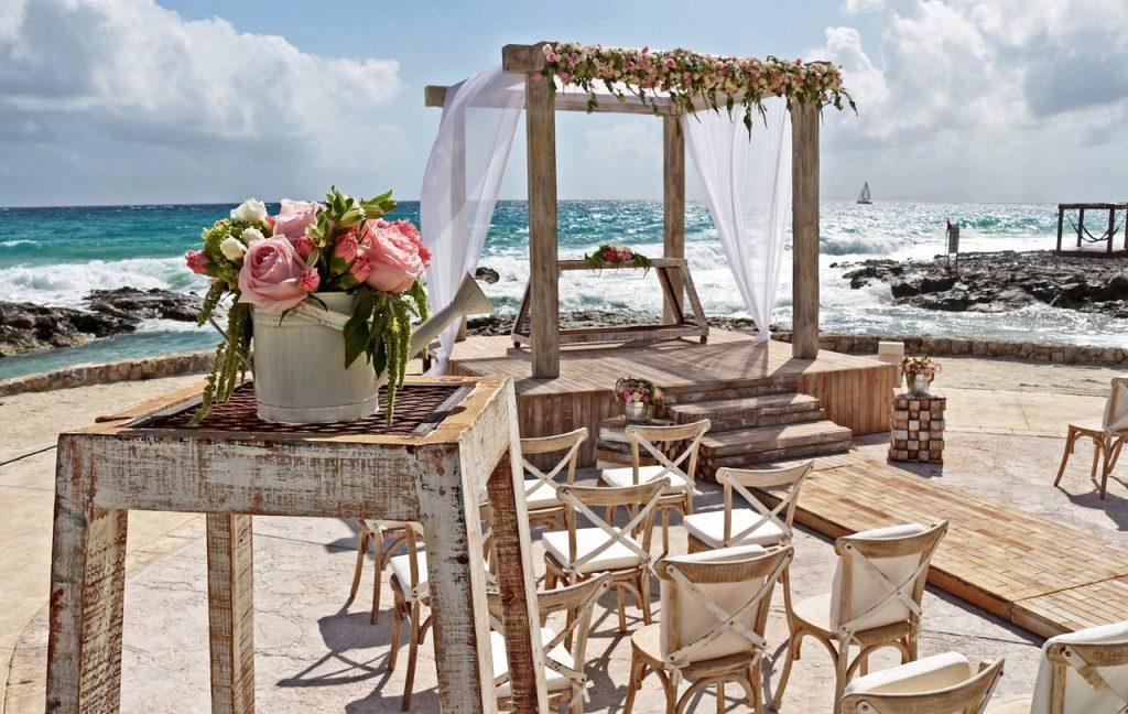 Boda Playa Cancún