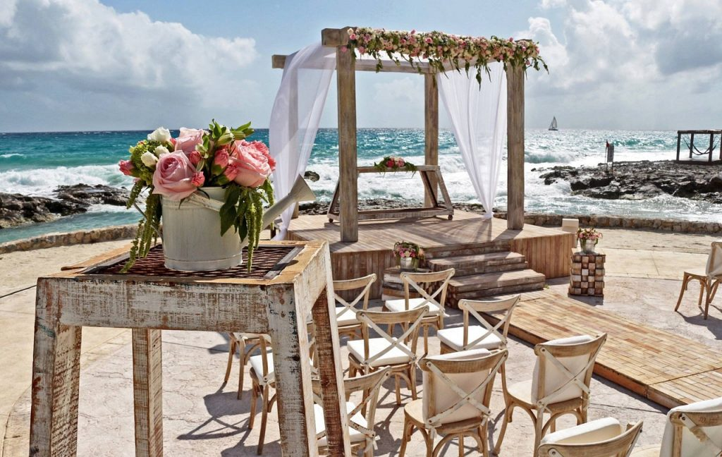 Boda Playa Cancún