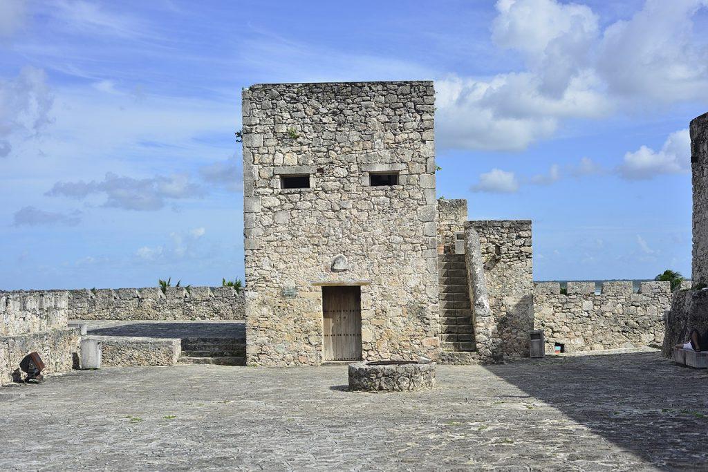 Fuerte San Felipe, Bacaral